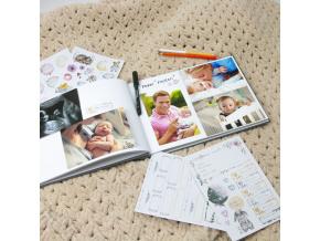 fotoalbum pro miminko